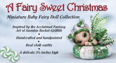 A Sweet Fairy Christmas Collection