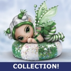 Jasmine Becket-Griffth A Fairy Sweet Christmas Collection