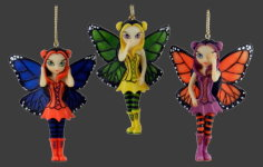 OUT OF STOCK! Three Wise Fairies